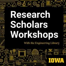 Research Scholars Workshop: Research Poster Design promotional image