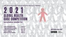 IIPHRP Global Health Case Competition Information Session promotional image